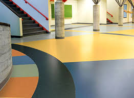 vinyl flooring greenland management service