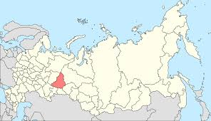 Map Of Russia And China by Yekaterinburg Wikipedia