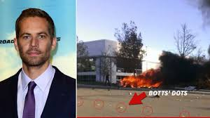 why it u0027s truly unlikely paul walker u0027s crash was caused by road dots