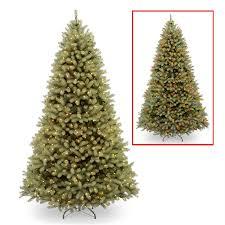 douglas fir pre lit tree national company ft