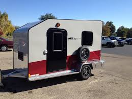 small light cer trailers tiny yellow teardrop featured teardrop micro lite trailers