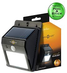 Led Stick On Lights Wireless Solar Light