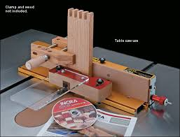 Finger Joints Wood Router by Incra I Box Finger Joint Jig Lee Valley Tools