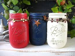Red White And Blue Home Decor Red White And Blue Colors Adding Patriotic Decoration Vibe To