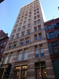 the new museum building at 158 mercer st in soho sales rentals