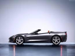corvette c7 convertible chevrolet corvette c7 stingray convertible 2014 picture 17 of 48