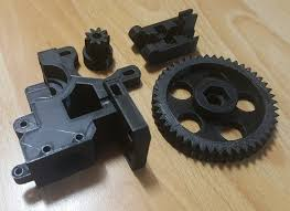 Extreme 3D Printed Prusa Mendel i3 Rework extruder by gapimankr | Pinshape &WE61