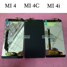 Lcd Mi4c 100 Tested Aaa 1920x1080 Lcd For Xiaomi Mi4c Display Mi4 Mi4i Lcd