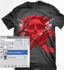 desain kaos futsal di photoshop membuat preview desain kaos di photoshop desainstudio tutorial