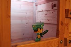 Minecraft Themed Room Palmetto Bunk Beds - Minecraft bunk bed