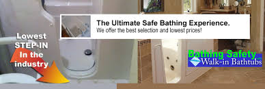 Walk In Bathtubs Reviews Bathingsafety Com Walk In Tub Prices Safe Bathroom Walk In Tub