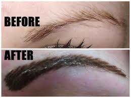 semi permanent makeup micro pigmentation semi perm eyebrow