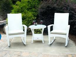 Plastic High Back Patio Chairs by Outdoor Rocking Chairs Cheap Wooden Rocking Chairs White Resin