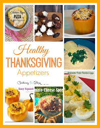 healthy thanksgiving appetizers cooking in bliss