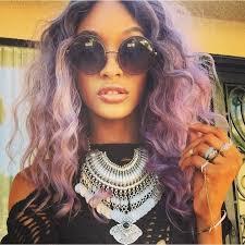 jordan dunn silver hair jourdan dunn s purple hair see the model s rainbow hair makeover
