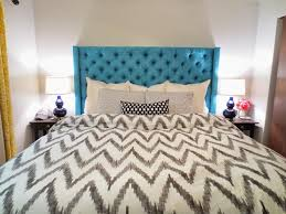 tufted headboard with wood trim guideline to diy tufted headboard loccie better homes gardens ideas