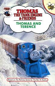 thomas terence buzz book thomas tank engine