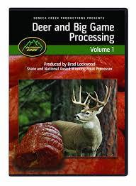 amazon com outdoor edge dp 101 deer and big game processing dvd