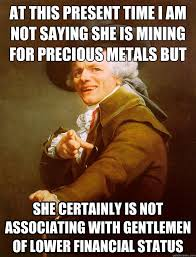 Gold Memes - i ain t sayin she a gold digger a brief analysis of odyssey s