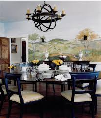 trend spotting transforming rooms with magical wall murals wall mural painting decorative traditional dining room