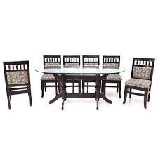 modular dining table and chairs modular dining table dining table sri anu interiors hyderabad