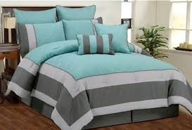 Teal And Grey Bedding Sets Amazing Style Of Grey Bedding Sets Experience Home Decor
