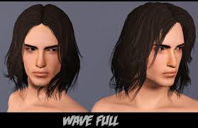 mod the sims 3 ambitions hairs converted for males