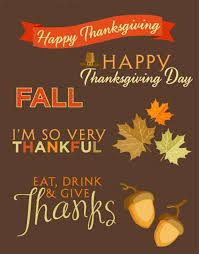 thanksgiving printables 31 free sets of fall themed designs