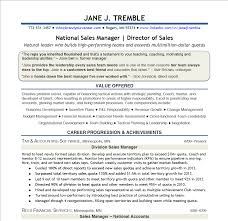 Director Of Development Resume Samples Director Of Sales Brand Your Career