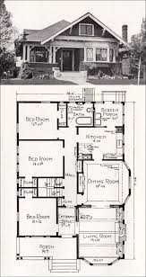 Small Cottage Plan Plan No R 856 C 1918 Cottage House Plan By A E Stillwell Best