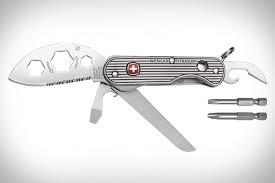 wenger titanium knives uncrate