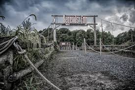 top haunted attractions in maryland scariest haunted hayride