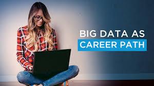 big data and hadoop developer 2017 big data as career path