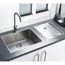 modern kitchen sink with drain boards and chrome faucet kitchen sinks undermount with drainboards circular copper granite