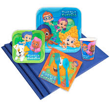 Bubble Guppies Birthday Decorations First Birthday Party Supplies Main Page