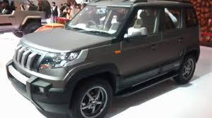 indian car mahindra all new mahindra endurance in india at delhi auto expo 2016 youtube