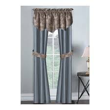 Teal Curtain Discount Home Accents Home Decor Curtains From Dollar General