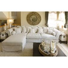 Shabby Chic Style Beige Living by Shabby Chic Sofa