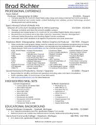 National Honor Society Resume Example by 100 Producer Resume Examples Film Production Resume