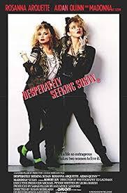 Seeking Poster Desperately Seeking Susan Poster 11 X 17 Inches