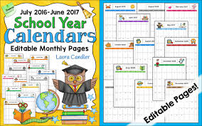 printable calendar 2016 for teachers free printable teachers calendar 2016 printable pages