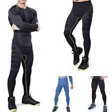 men u0027s base layer compression thermal under skin t shirts tops wear