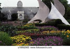 Ohio Botanical Gardens Stock Photo Of Botanical Gardens Conservatory Columbus Oh Ohio