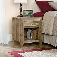 south shore libra 1 drawer pure black nightstand 3070061 the