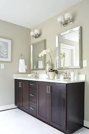framed bathroom mirrors ideas mirrors hudson in java diy bathroom mirror frame ideas diy