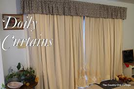 How To Make Your Own Kitchen Curtains by Curtains Archives The Country Chic Cottage