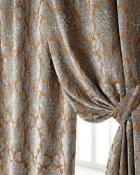 Neiman Marcus Drapes Best 25 Damask Curtains Ideas On Pinterest White Lace Curtains