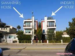 Home Design Center Lindsay Lindsay Lohan U0027s Former Venice Home Iamnotastalker