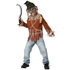scarecrow costume boys psycho scarecrow costume in 17071 from zombies playground