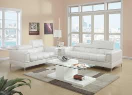 Lydia Black Leather Chrome Chairs Wade Logan Lydia 2 Piece Living Room Set Reviews Wayfair